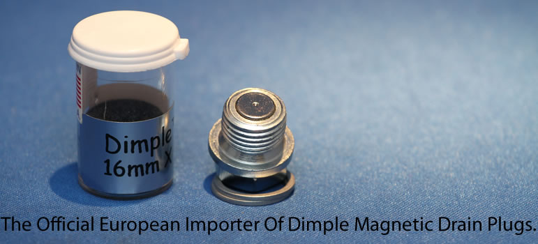 Dimple Mangnetic Oil Drain Plugs.